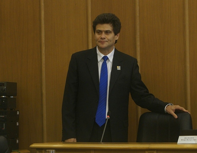 Ранее кандидатуру Высокинского поддержал и губернатор региона