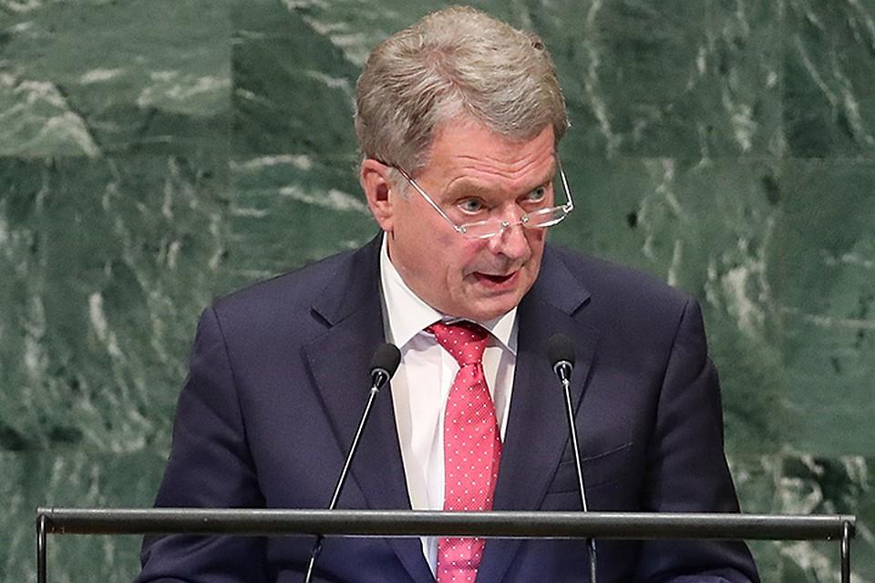 В четверг Ниинисте, прилетевший в США на заседание Генассамблеи ООН, завернул на круглый стол в Институте Брукингса