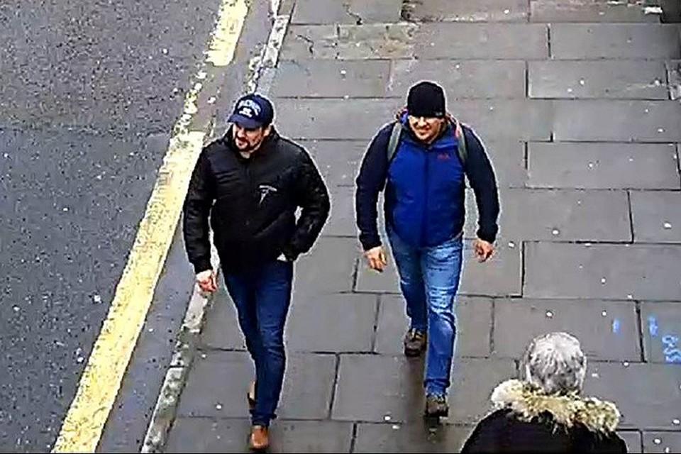 Третий подозреваемый также приезжал в Солсбери, но раньше Петрова и Боширова