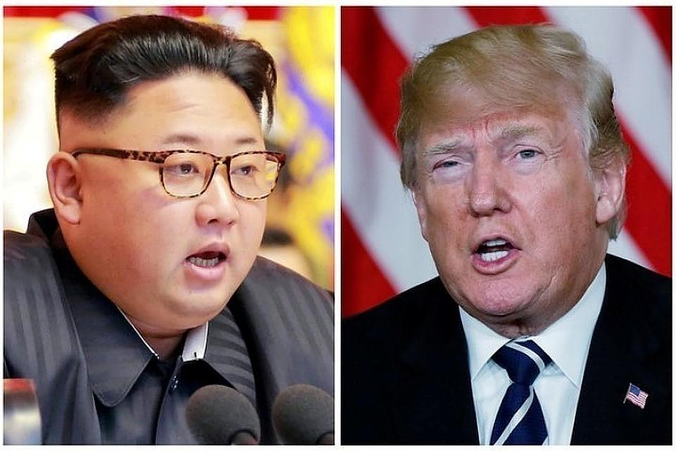 Названа дата встречи Трампа иКим Чен Ына