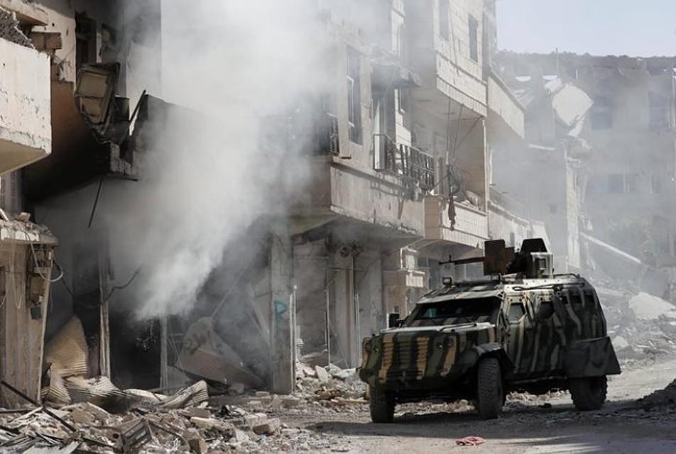 Около 20 сирийских силовиков погибли впровинции Латакия
