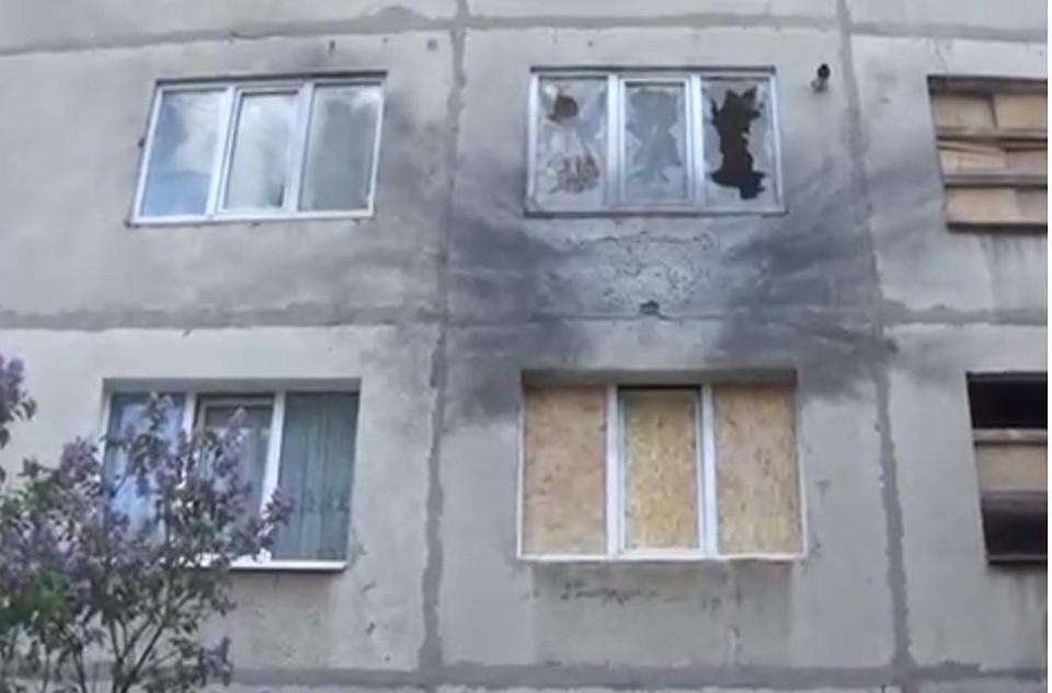 Часть Горловки осталась без электричества из-за обстрела