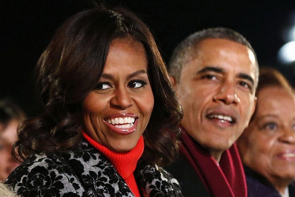 Мемуары Мишель Обамы разошлись вСША иКанаде рекордным тиражом