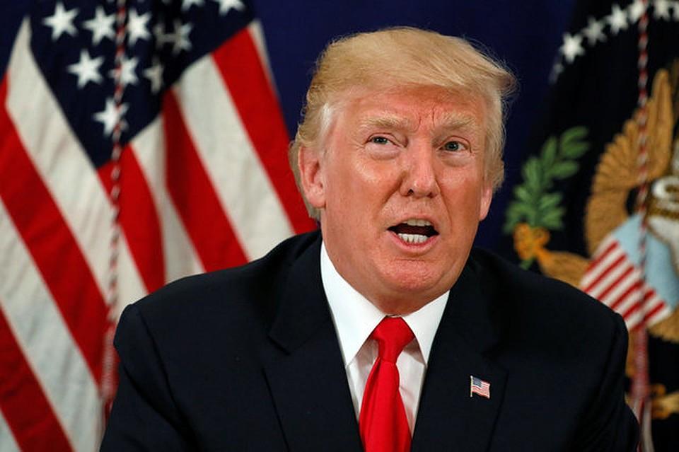 Трамп назвал войну вАфганистане первопричиной  распада СССР