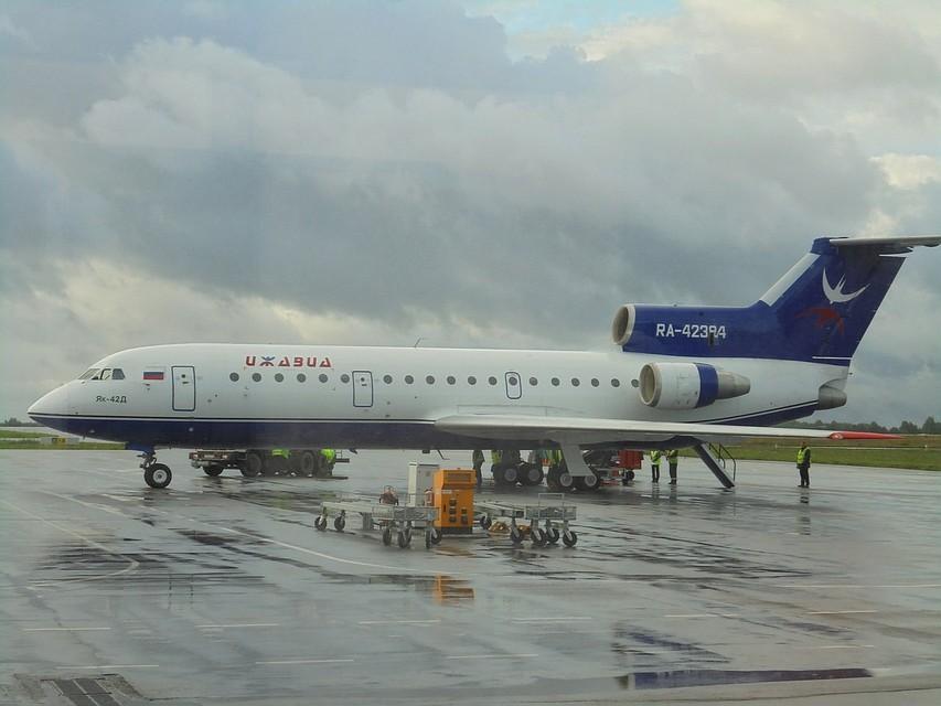 Из-за задержек рейсов «Ижавиа» перед Новым годом возбудили уголовное дело
