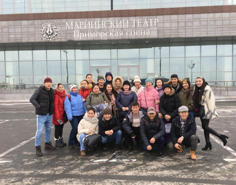 Всероссийский театральный марафон стартует воВладивостоке