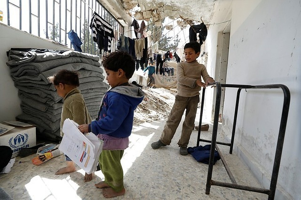 Сирия призвала страны коалиции США выйти изнеё
