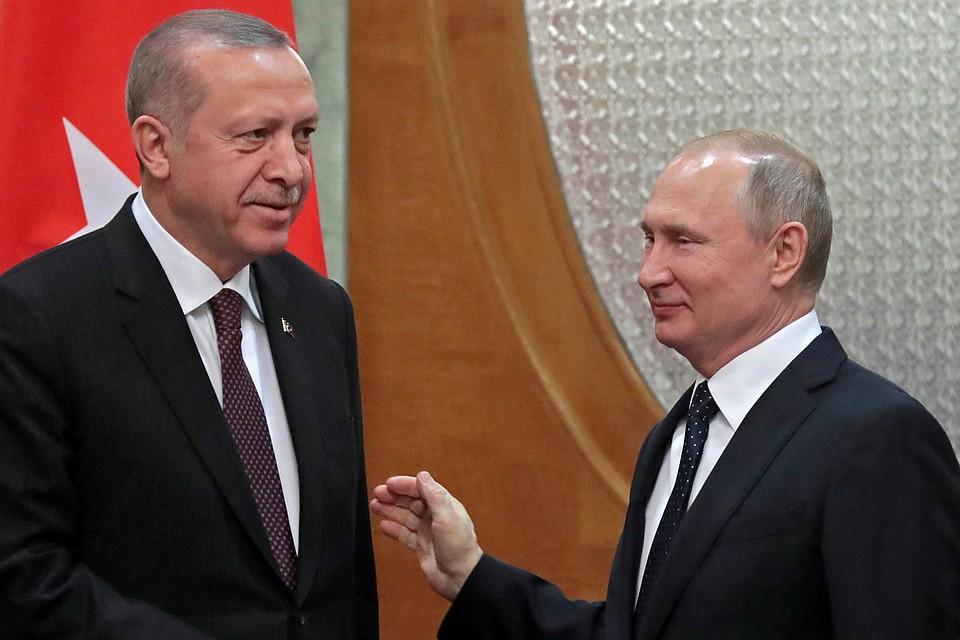 Эрдоган поведал , укого Турция желает  покупать ЗРК— США или Российская Федерация
