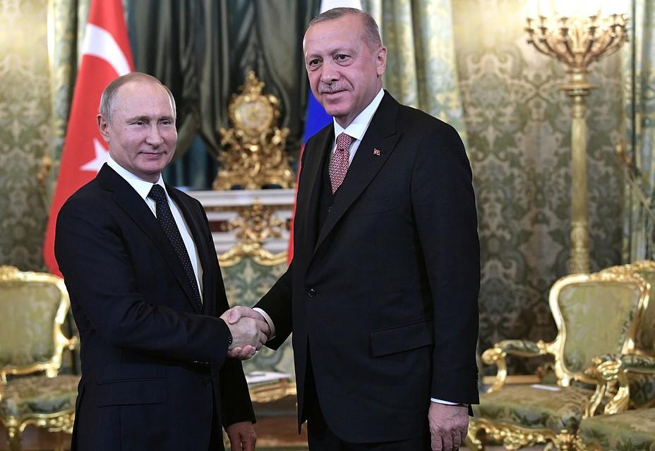 Эрдоган допустил поставки С-400 вТурцию досередины лета