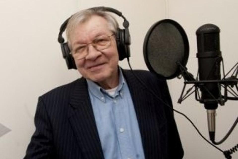 Скончался  телевизионный ведущий  идиктор Михаил Быков