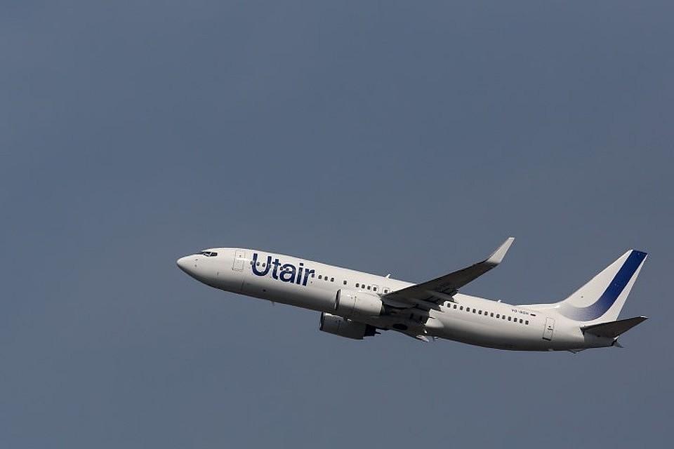 UTair заявила о прекращении работы из-за долгов
