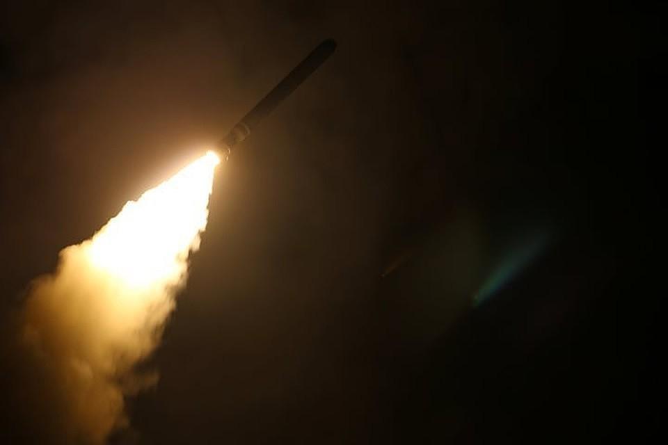 США провели новое испытание межконтинентальной баллистической ракеты