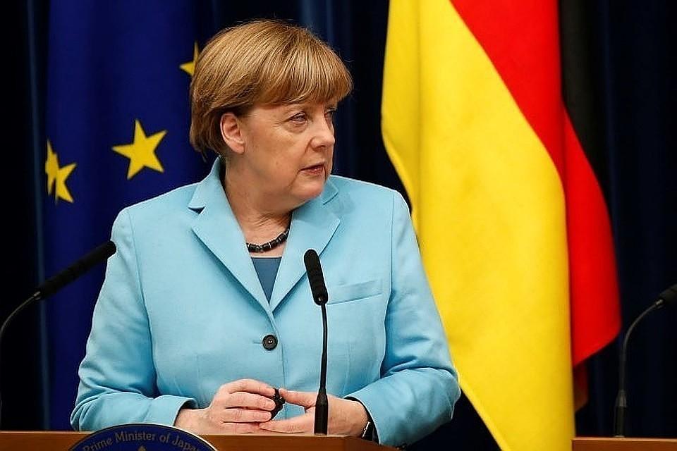 Меркель анонсировала новейшую энергополитику Германии сучетом «Северного потока— 2»