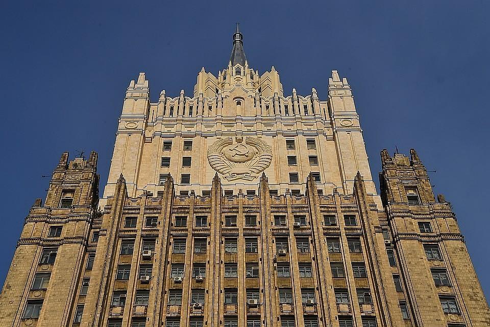 МИД РФ Россия будет добиваться возвращения задержанного СБУ танкера