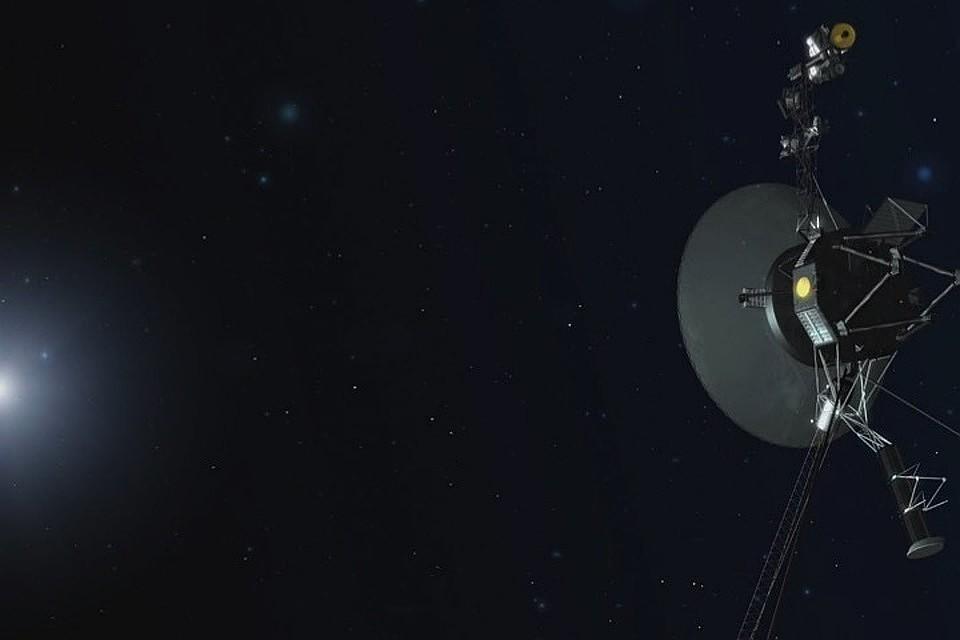 «Астрофизики счастливы». специалист о приобретенных с«Вояджера-2