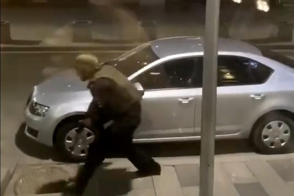 Стрельба наЛубянке: погиб сотрудник ФСБ, пять человек ранены