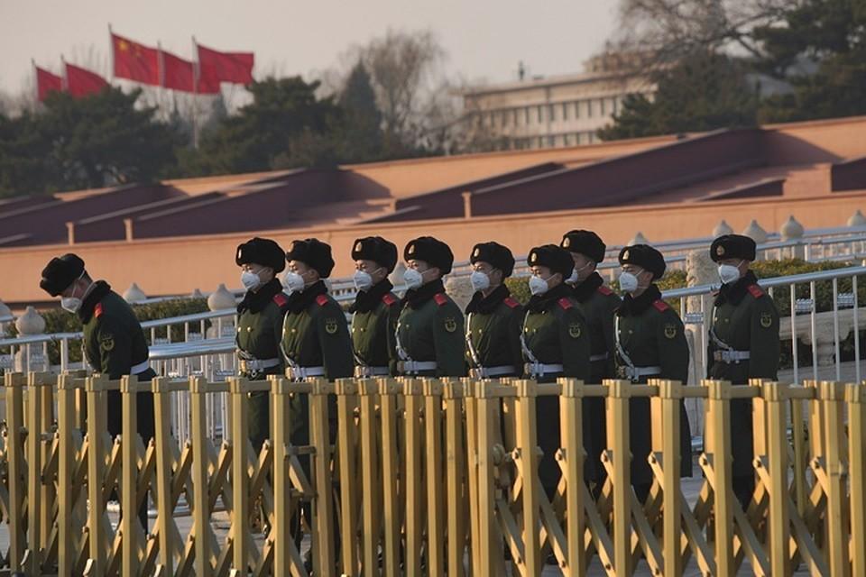 Коронавирус вУхань могли завезти американские военные— МИД Китая