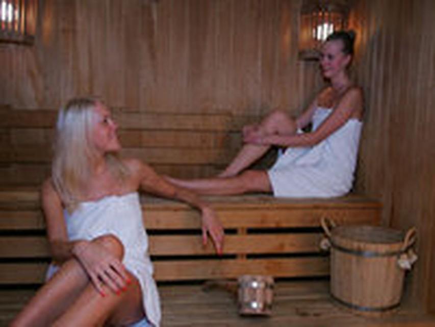 Женская баня яндекс