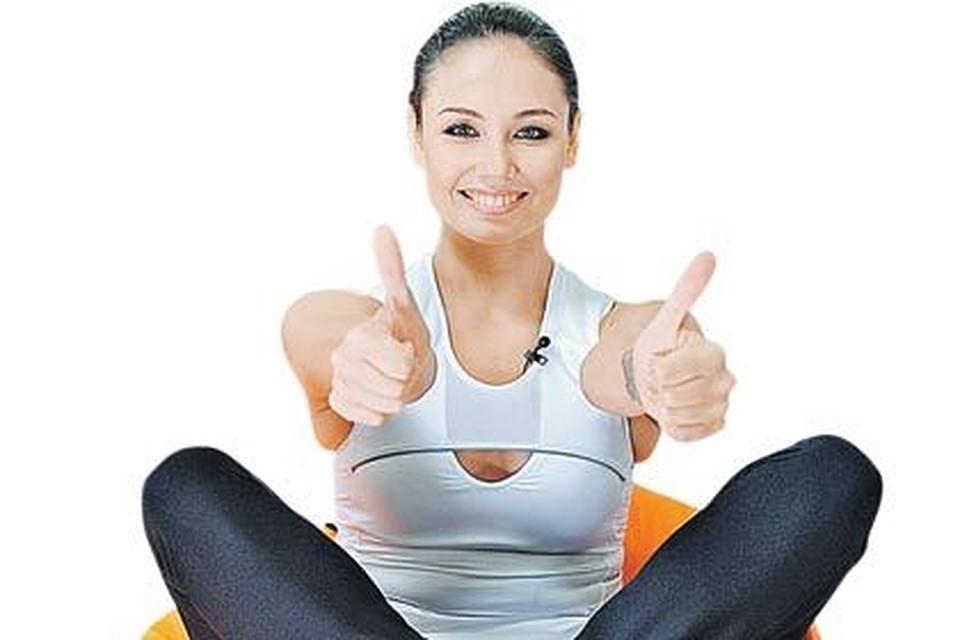 растянуть мышцы ног