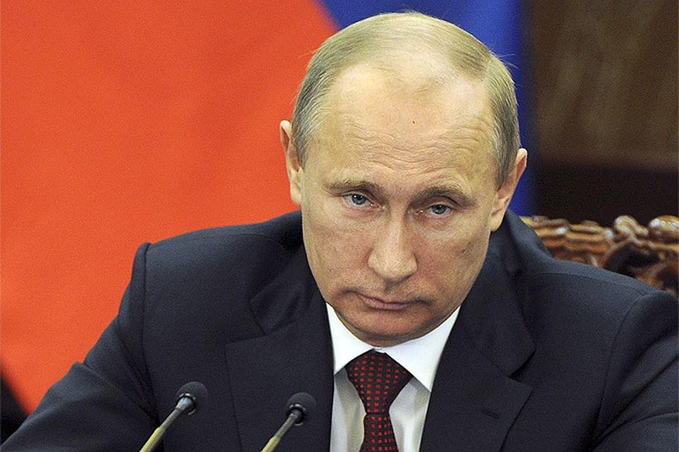 На слухи о проблемах со своим здоровьем Владимир Путин реагирует спокойно.