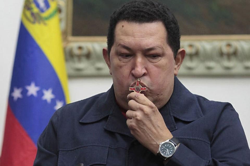 До последней минуты Уго Чавес боролся за жизнь