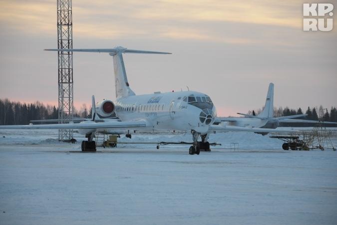«Ижавиа» откроет пять новых рейсов в 2013 году: http://www.kp.by/daily/26044/2957883/