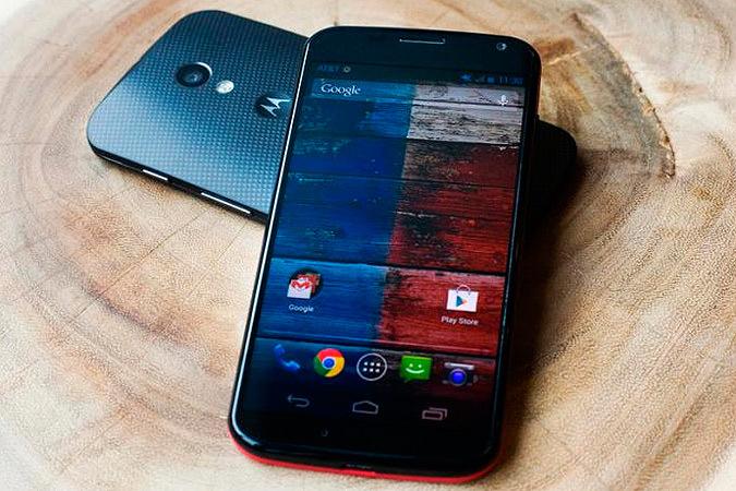 Google и Motorolla представили совместный смартфон Moto X
