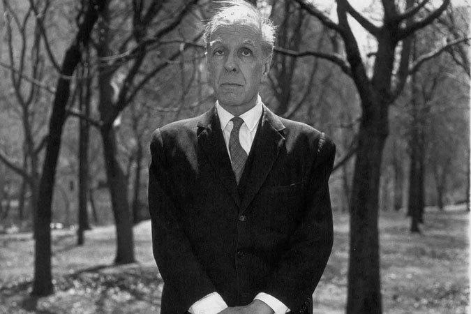 24 августа 1899 года родился аргентинский писатель Хорхе Луис Борхес