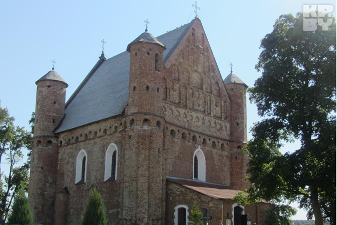 Сынковичская церковь славится своей чудотворной иконой