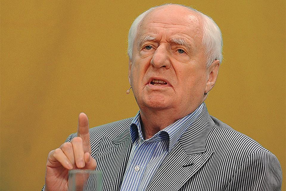 13 октября 2013 года знаменитый худрук Ленкома Марк Захаров отмечает 80-летие