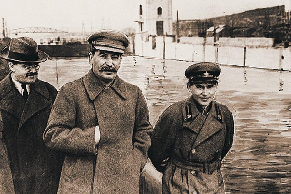 Сталин всегда славился страстью к чисткам. И они получались у него на славу...