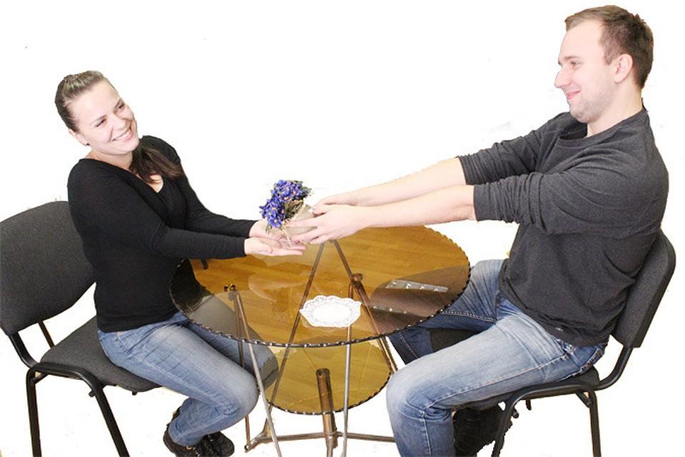 Бизнес вечеринка быстрых знакомств