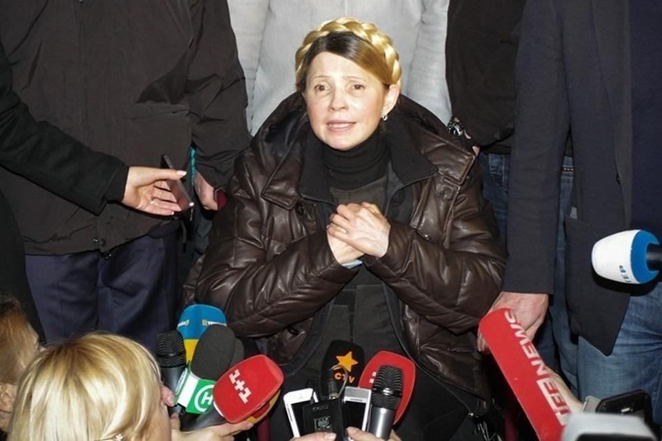 Только в британских банках Тимошенко и ее родственники открыли 85 крупных вкладов