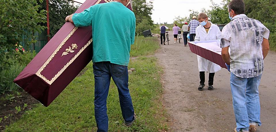 Из-за отсутствия света в Славянске не работает морг, а горожане гибнут из-за обстрелов каждую ночь