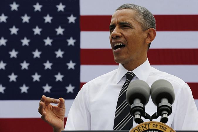 За пару дней до брюссельской встречи Обама созвал послов стран-участниц ЕС