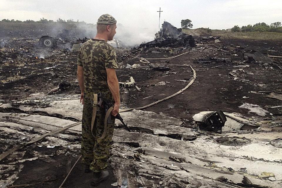 Андрей Пургин сообщил, что украинские военные могли сбить самолет малайзийских авиалиний