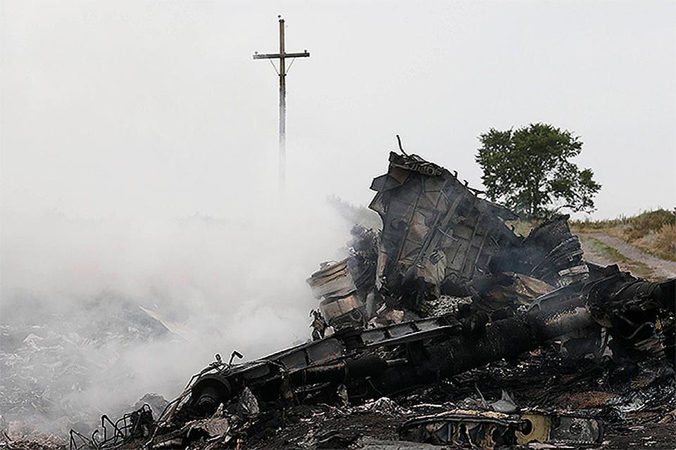 Авиакатастрофа в Донбассе укладывается в классические сценарии теории заговора
