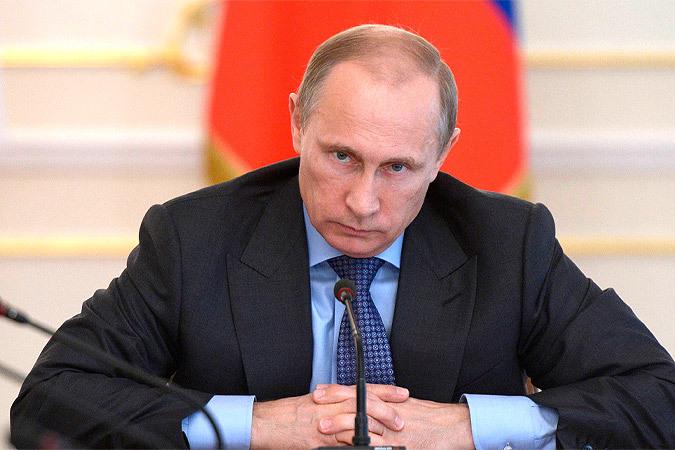 Владимир Путин подписал указ о запрете ввоза ряда товаров из стран ЕС и США