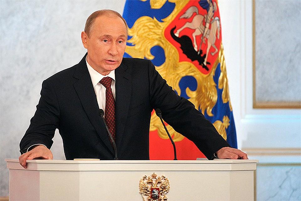 Владимир Путин одержал безоговорочную победу.