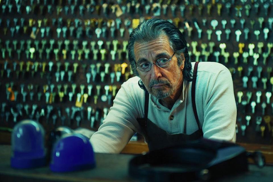 Кадр из фильма Manglehorn