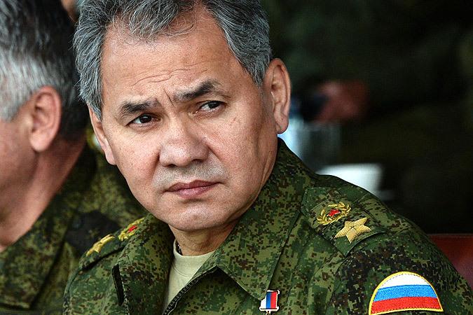 Сергей Шойгу: «Украина несет полную ответственность за катастрофу «Боинга»