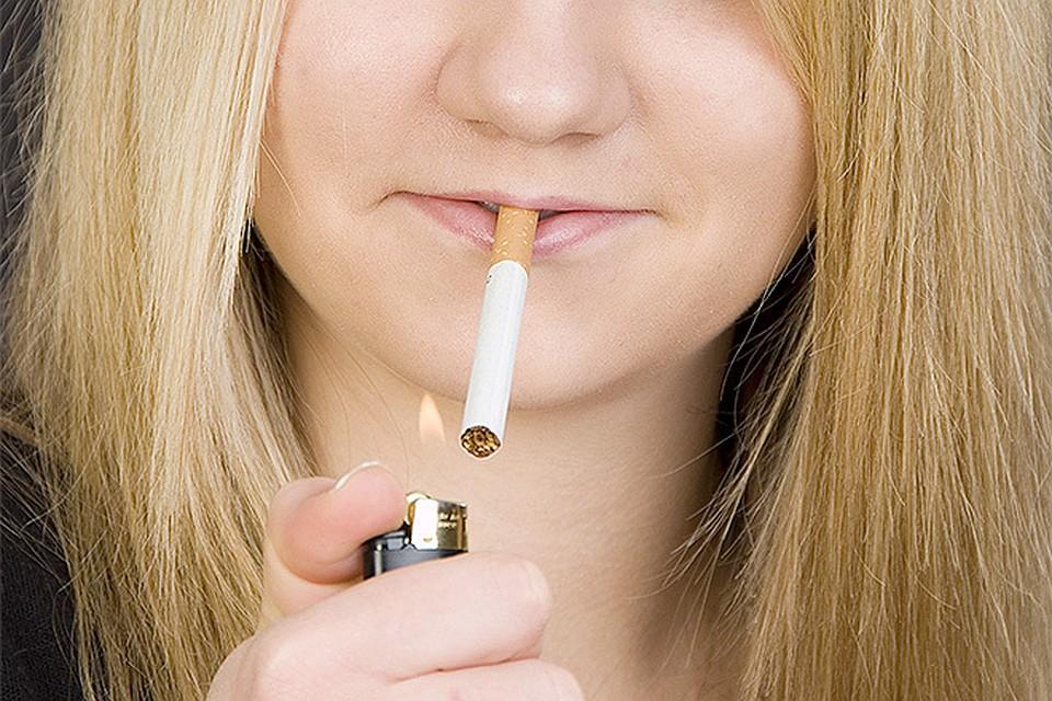 Выдыхаемый курильщиками дым нарушает обмен веществ