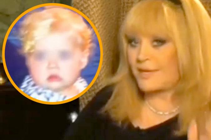 Алла Пугачева впервые показа фото младшей дочери