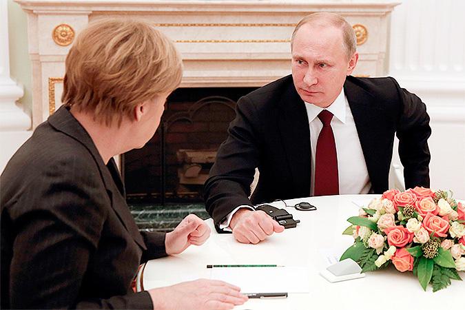 Стремительный вояж руководителей двух самых больших и мощных государств Евросоюза в Киев, а затем в Москву, окруженный ореолом таинственности и секретности, породил надежды, что ситуация на Донбассе может перейти если и не в полноценный мир, то хотя бы в стадию «замороженного конфликта»