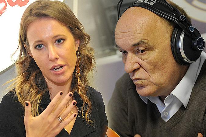 После скандала в эфире НТВ телеведущая и военный обозреватель «Комсомолки» встретились в студии радио «КП»