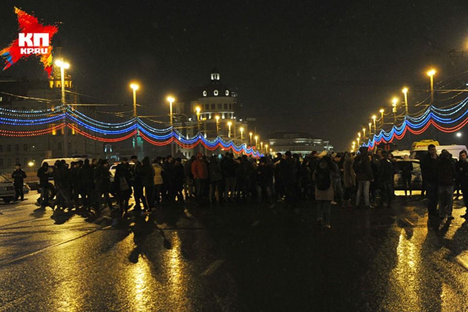 Украинская спутница могла «привести» Немцова к месту убийства