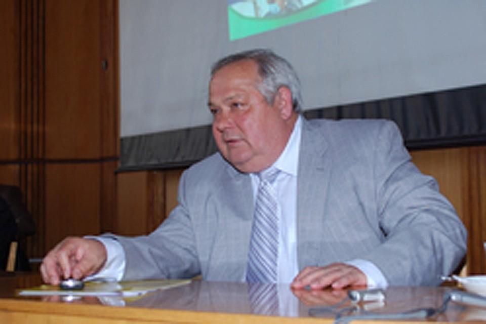 Заслуженного врача Евгения Анищенко уволили с поста руководителя 3-й волгоградской больницы