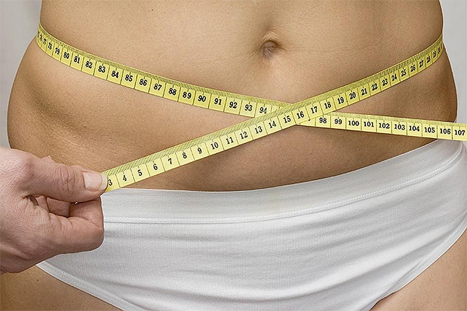 Как за год сбросить 20 кг