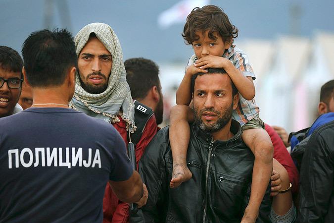Грозит ли России, как Европе, нашествие мигрантов с Ближнего Востока?
