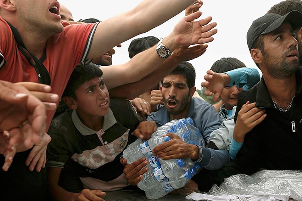 Хроника гибели Германии-3: Ради беженцев собираются менять конституцию